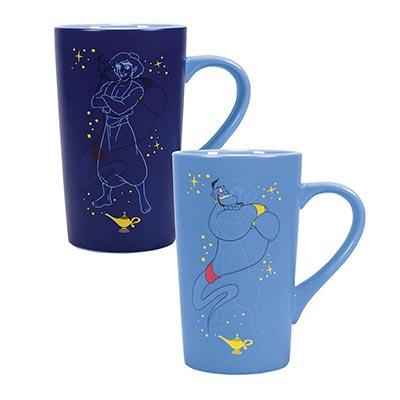 Šolja - Latte Heat Change, Aladdin Genie