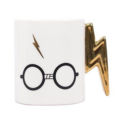 Šolja - Shaped, Harry Potter, Lightning Bolt