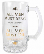 Tankard - GOT, All Men Must Serve