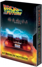 Agenda A5 Premium Back to the Future - Great Scott VHS