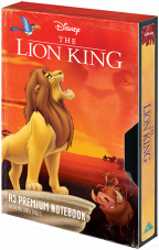 Agenda A5 PremiumThe Lion King - Circle of Life VHS