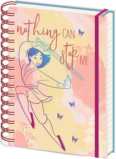 Agenda A5 Wiro Mulan - Nothing Can Stop Me