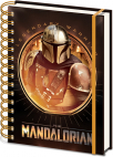 agenda a5 wiro sw the mandalorian - bounty hunter