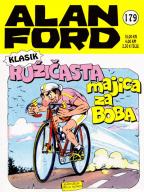 Alan Ford klasik 179: Ružičasta majica za Boba