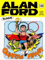 Alan Ford klasik 180: Olimpijski plamen