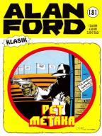 Alan Ford klasik 181: Pet metaka