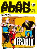 Alan Ford klasik 183: Aerobik