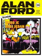 Alan Ford klasik 184: Umro je broj jedan