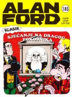 Alan Ford klasik 185: Sjećanja na dragog pokojnika