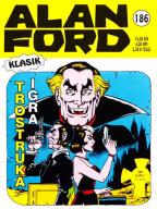 Alan Ford klasik 186: Trostruka igra