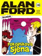 Alan Ford klasik 188: Pokojnikova sjena