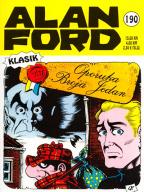 Alan Ford klasik 190: Oporuka broja jedan