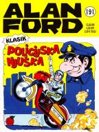 Alan Ford klasik 191: Policijska njuška