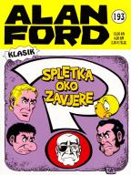 Alan Ford klasik 193: Spletka oko zavjere