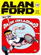 Alan Ford klasik 197: Da se okladimo?