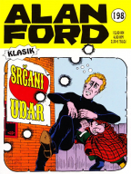 Alan Ford klasik 198: Srčani udar