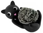 Držač za sunđer - Cat, Black