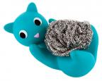 Držač za sunđer - Cat, Blue