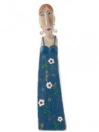 Figura - Lady Blue Dress