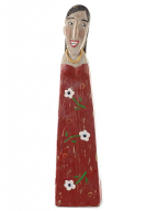 Figura - Lady Red Dress