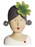 Figura - Ladyhead With Shamrock