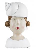 Figura - Ladyhead With Shell