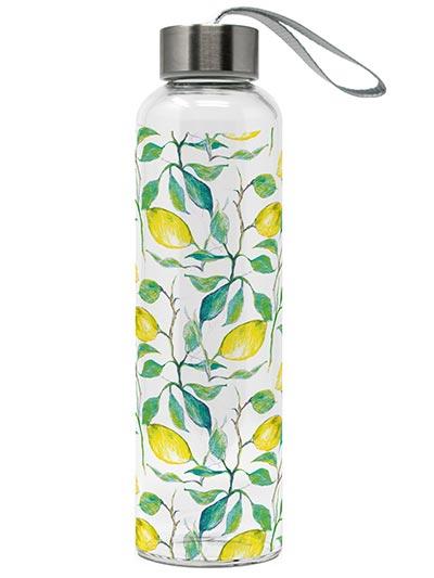 Flaša Glass - Beautiful Lemons