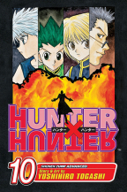 HUNTER X HUNTER VOL. 10