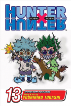 Hunter X Hunter, Vol. 13