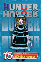 HUNTER X HUNTER VOL. 15
