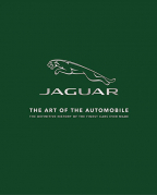 jaguar the art of the automobile