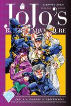 Jojo's Bizarre Adventure: Part 4-Diamond Is Unbreakable