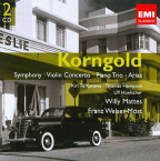 KORNGOLD: ORCHESTRAL WORKS & 2 ARIAS ETC. CD