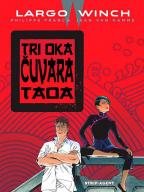 Largo Winch 15: Tri oka čuvara Taoa