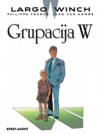 Largo Winch 2: Grupacija W
