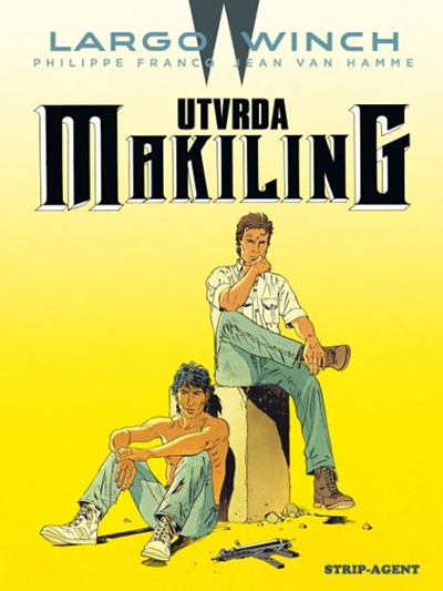 Largo Winch 7: Utvrda Makiling