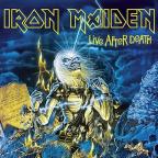 LIVE AFTER DEATH (2015 REMASTER) CD
