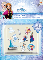 Magneti set Frozen - Sisters