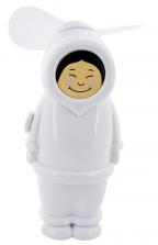 Mini ventilator - Eskimo, White Girl