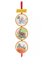 Roald Dahl bukmarker - James and the Giant Peach