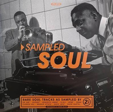Sampled Soul (Vinyl) 2LP