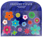 Set stikera - Blue Flower