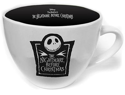 Šolja Cappuccino Nightmare Before Christmas - Jack