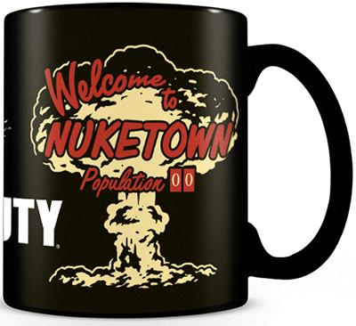 Šolja Heat Call of Duty - Nuketown