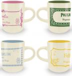 Šolje za espresso setod 4 - HP Potions Collection