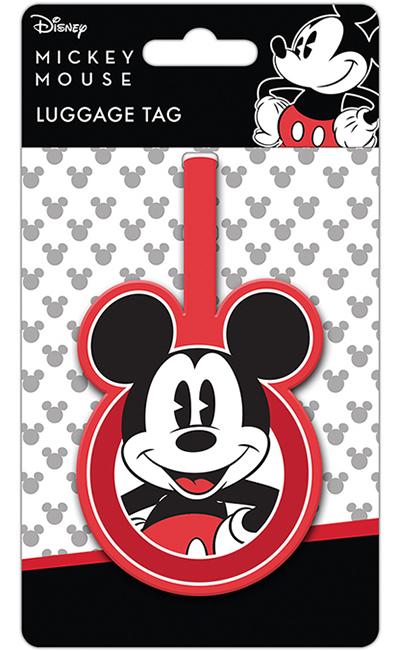 Tag za kofer Mickey Mouse - Mickey