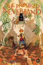 THE PROMISED NEVERLAND, VOL. 10: REMATCH