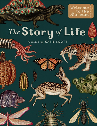 THE STORY OF LIFE: EVOLUTION