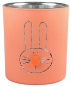 Uskršnji svećnjak - Teaholder Rabbit, Orange