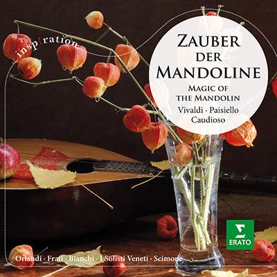 ZAUBER DER MANDOLINE CD
